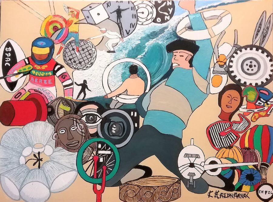 Christian Bajon-Arnal – Artiste peintre