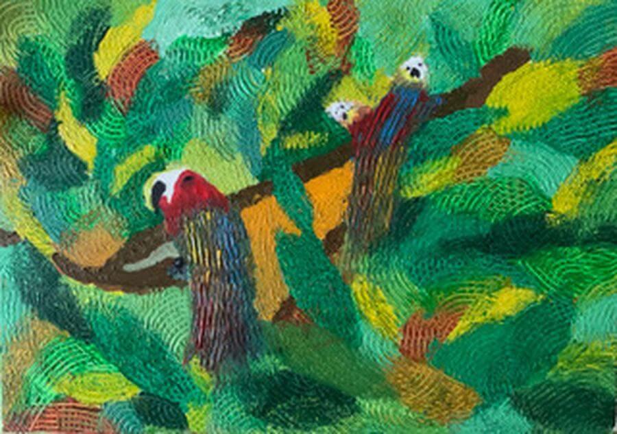 Maryse Pique – Artiste peintre