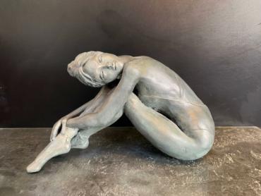 La danseuse - Terre cuite (30x25cm) 800euros
