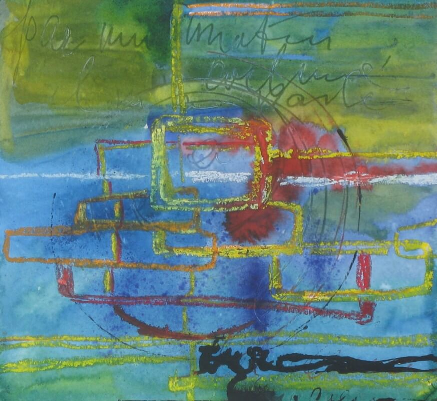 Annie Ricq – Artiste peintre