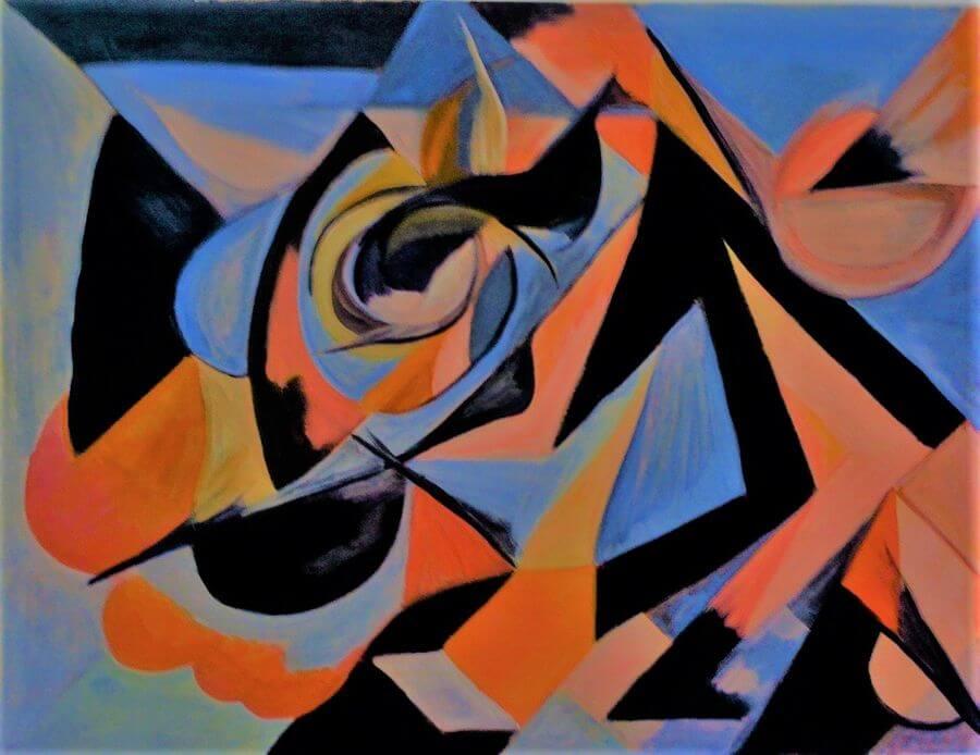 Lucette Senn – Artiste peintre